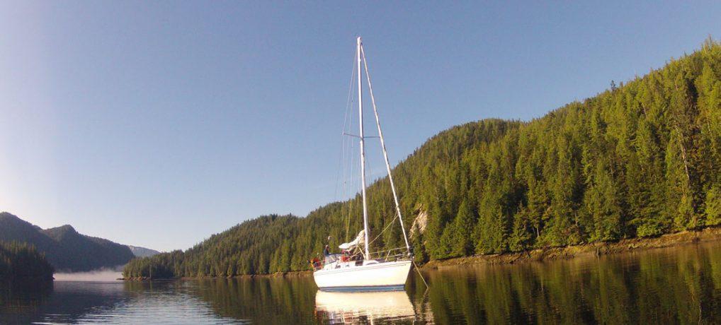 Prince Rupert Sailing